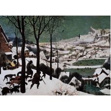 Брейгель Питер. Охотники на снегу. Заказать копию tkat82@mail.ru