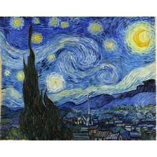 Винсент Ван Гог. Звездная ночь. Заказать копию tkat82@mail.ru